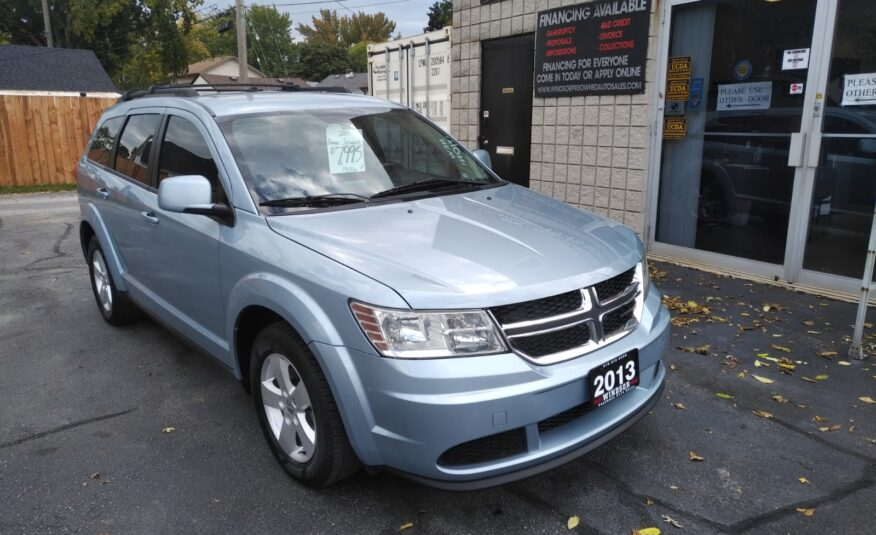 2013 Dodge Journey SE Plus- One Owner, Very Clean