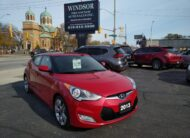 2013 Hyundai Veloster Tech Package – Sunroof, Navigation, Back-up Camera, Leather Heated Seats, Bluetooth, Push Button Start