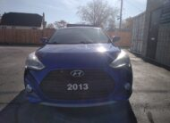2013 Hyundai Veloster Tech Package Turbo – Sunroof, Navigation, Back-up Camera, Leather Heated Seats, Bluetooth, Push Button Start