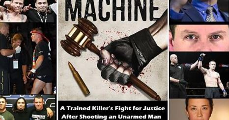 Finishing Machine: A Trained Killer's Fight for Justice After Shooting an Unarmed Man (Versus Case Files Book 1) by [Arnold,Mike, Gardner,Emilia]