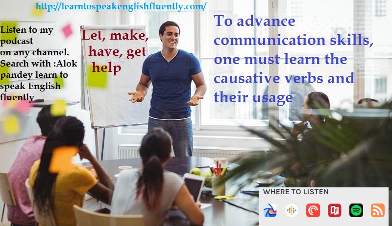 causative verbs