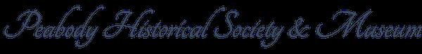 Peabody Historical Society