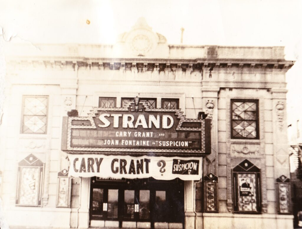Strand - Photograph - Cary Grant 001