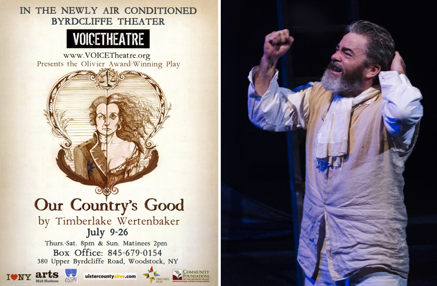 Voice Theatre, Our Country's Good 2015