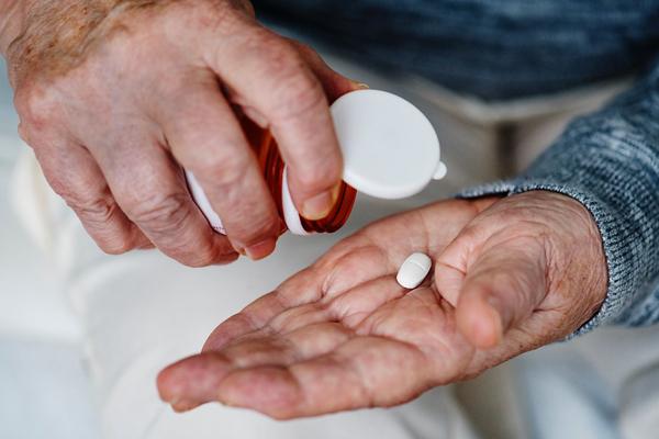 Jan Werner senior medication