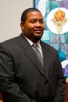 Rev. Bernard Vickers