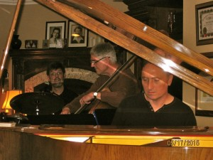 Dave Tull-Luther Hughes-Joe Bagg