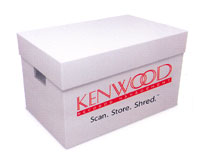 Kenwood Records Box