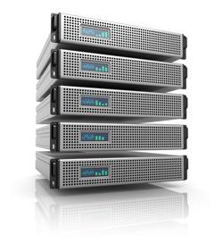 Computer Server Stack