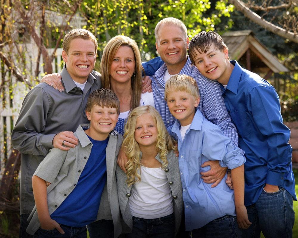 family photos Ogden Utah
