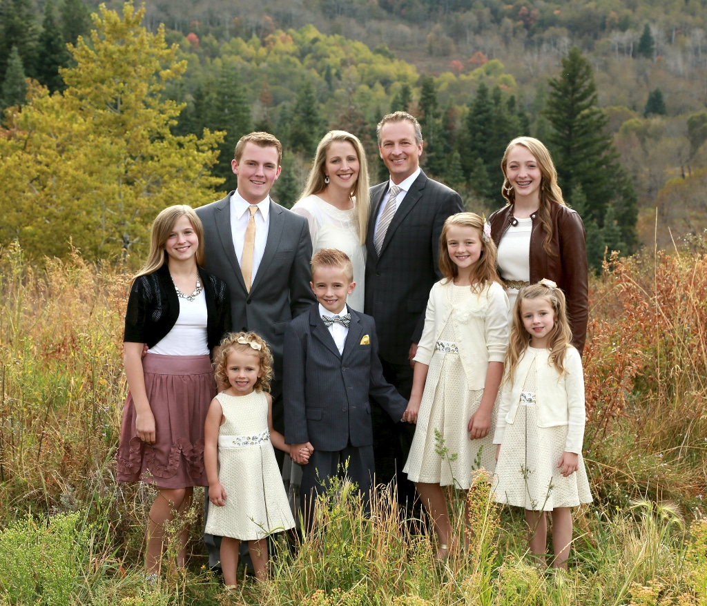 utah family photographer, fall family pictures, layton family photography, snow basin family pictures