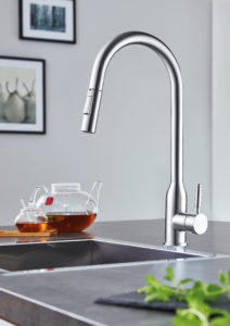 Stainless Steel Faucets