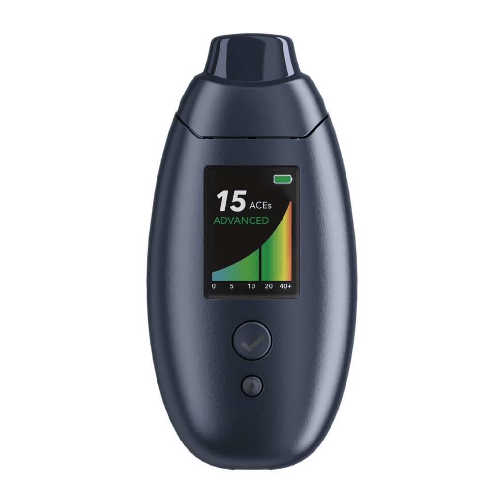 ketone fat tracking device
