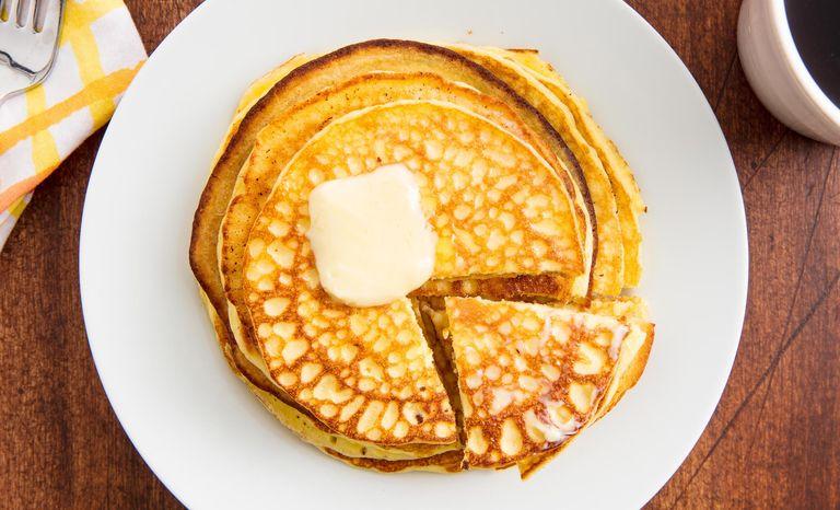keto meal plan pancakes