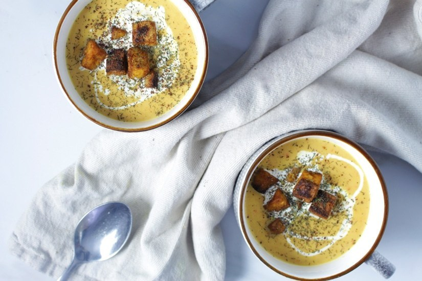 tumeric soup