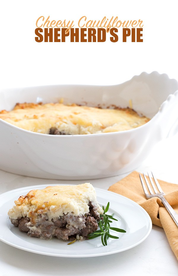 keto shepherds pie