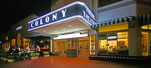 Colony Theater Miami Beach