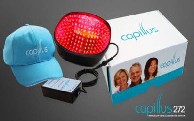 The Capillus 272 Laser Hair Restoration Device