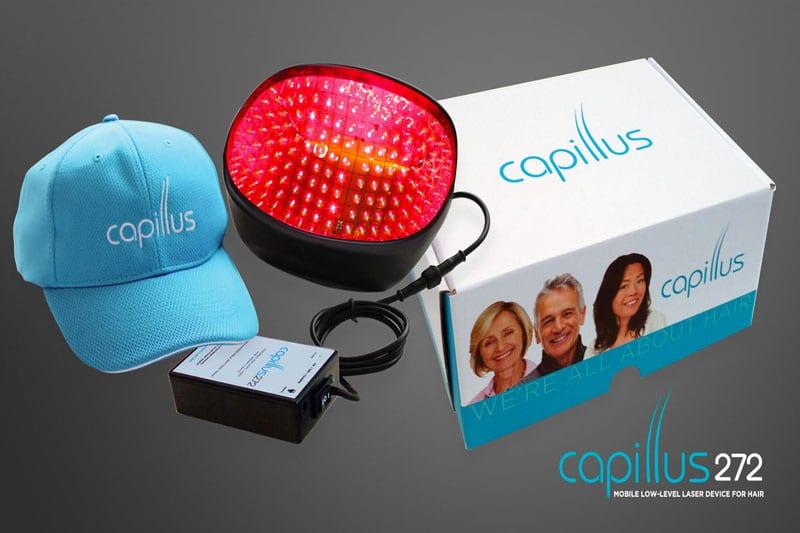 The Capillus 272 Laser Hair Restoration Device