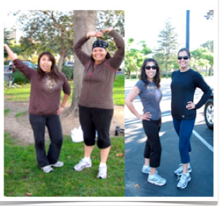 Boot Camp LA Before and After