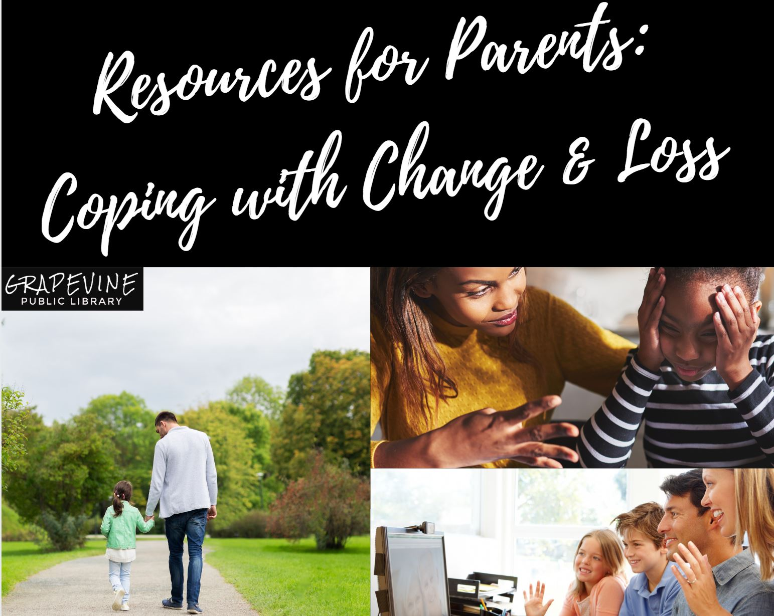 Resources for Parents Coping with Change and Loss