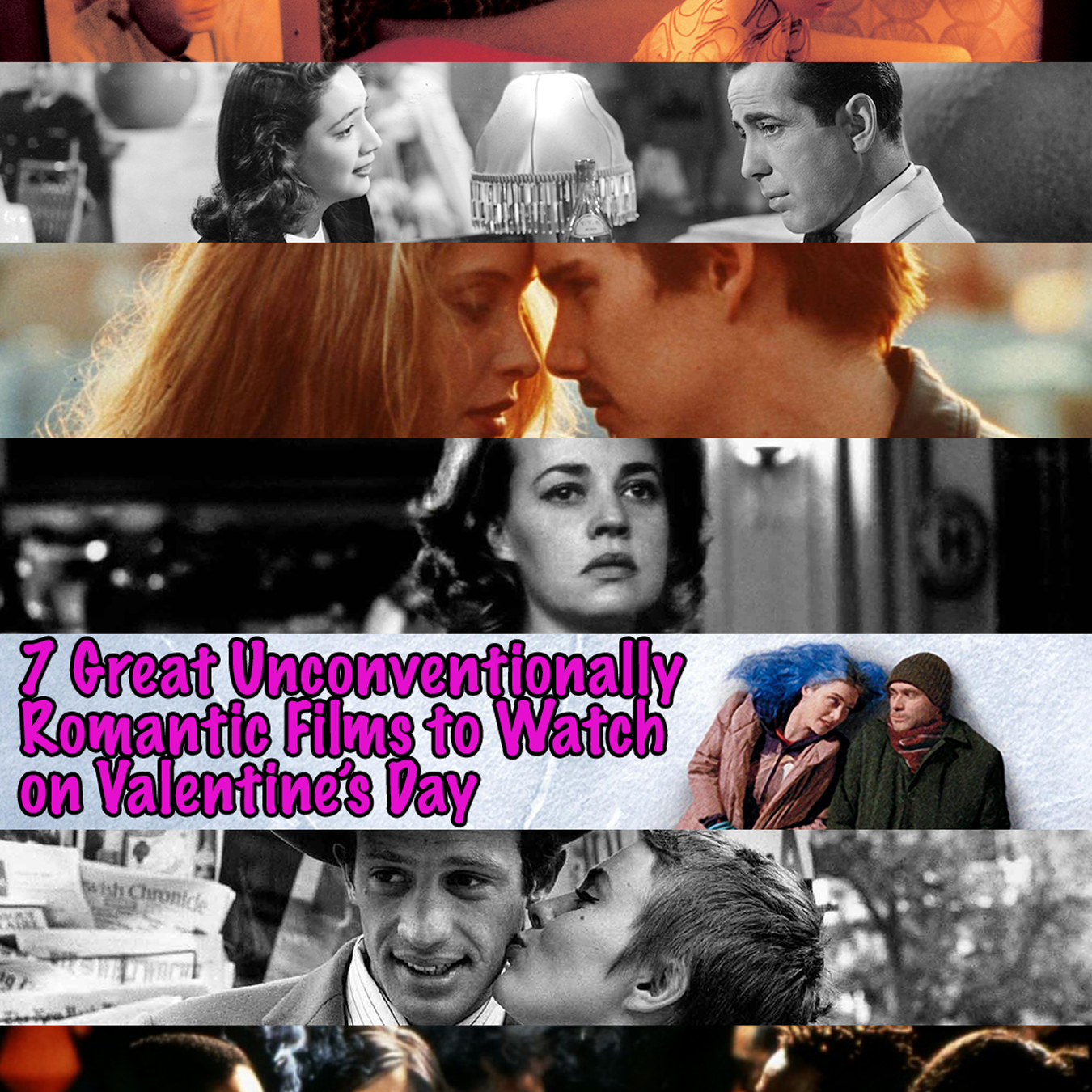 7 Great Unconventionally Romantic Films for Valentine's Day Img