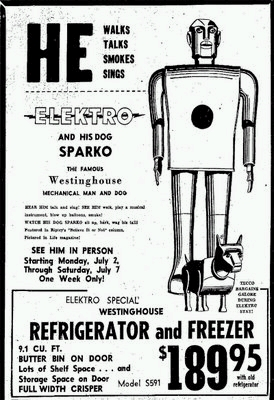 Electro and Sparky
