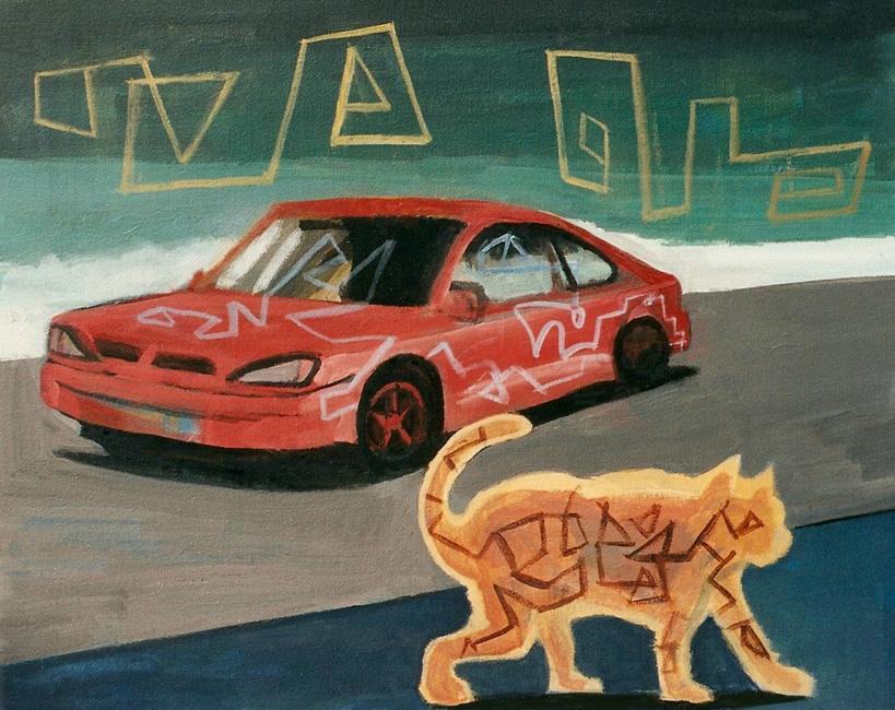 Cat, Car, Constellation