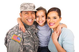 discounts for military & first responders