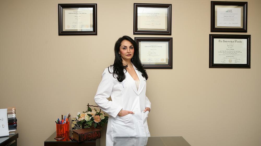dr sharzad cohen