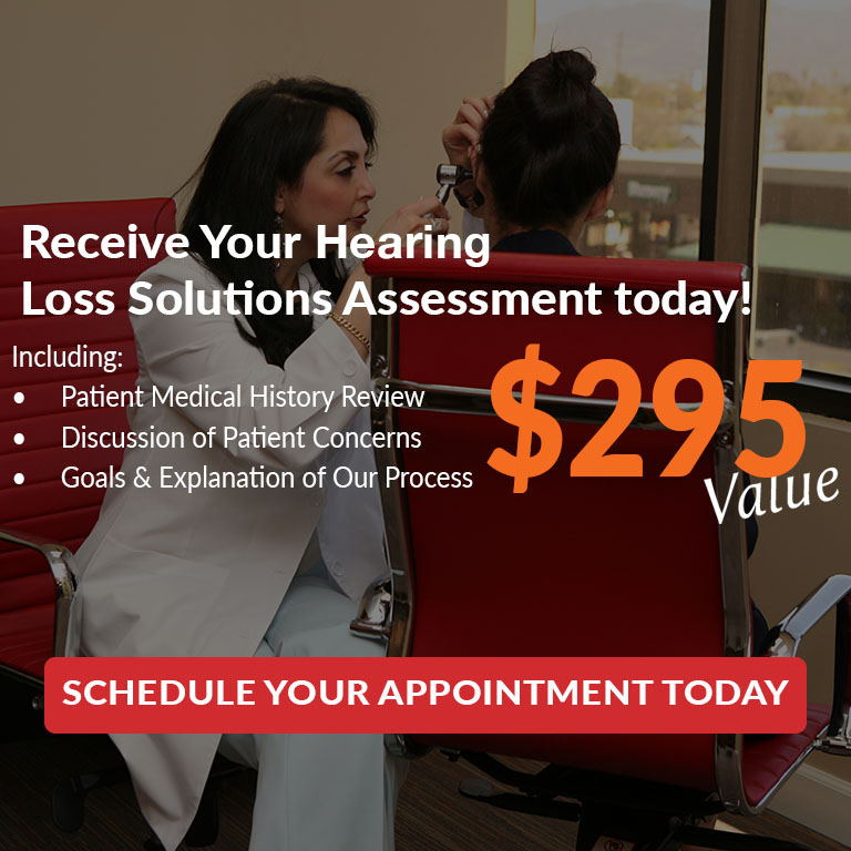complimentary hearing assessment in sherman oaks ca