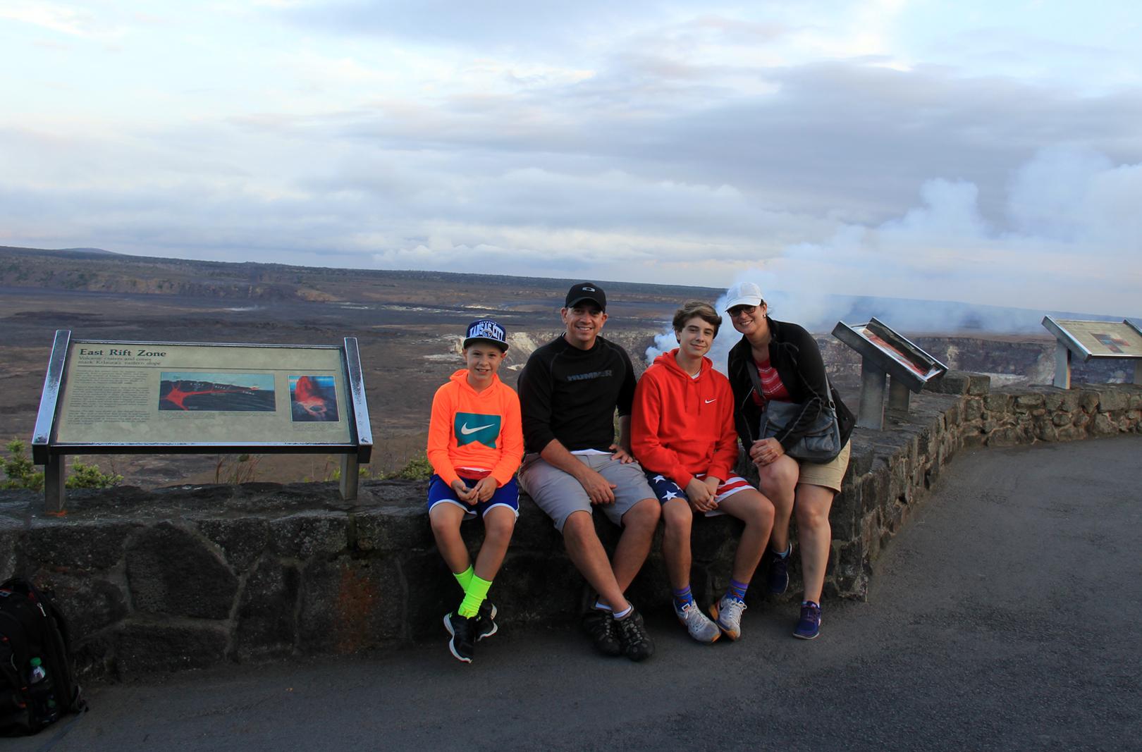 volcanoe-family