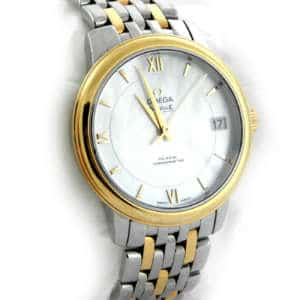 Omega Two Tone Ladies Watch Albuquerque