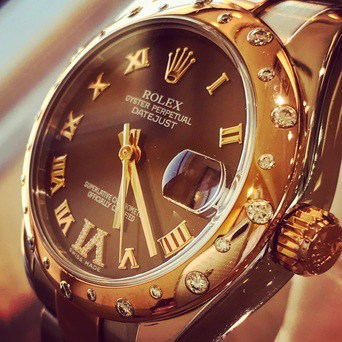 Rolex Continues To Be A Best Seller