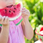 Watermelon can be good for your dental health!