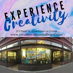 Creative Canvas & Board