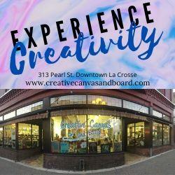 Creative Canvas & Board