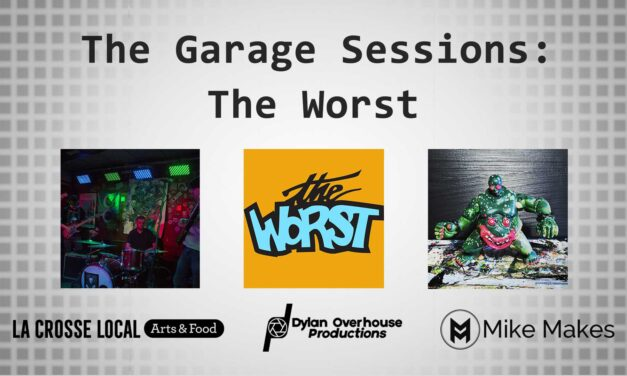 """Season Two of """"Garage Sessions"""" Streams LIVE from  La Crosse Area Venues and Sponsors Come Onboard to Support Local Music"""