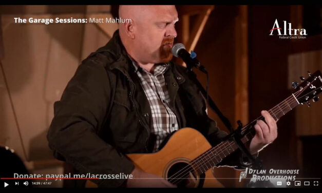 Garage Sessions E.70: Matt Mahlum