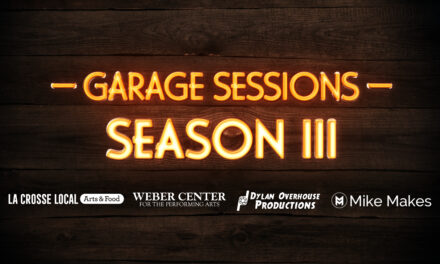 Garage Sessions Concert Series Premieres Feb 25!