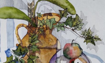 La Crosse Local Podcast E.110: Jean Lukens | Contemporary Watercolor Artist
