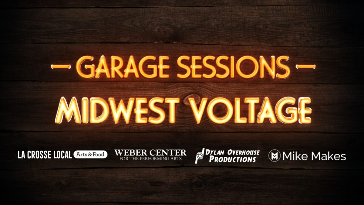 Garage Sessions feat. Midwest Voltage