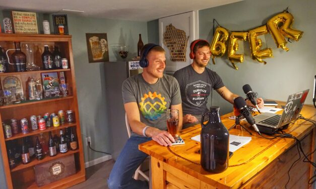 La Crosse Local Podcast E.123: Jonathan Eckelberg | Pour Another Round