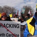 Fracking sign KB