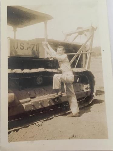 McCarthy during the war