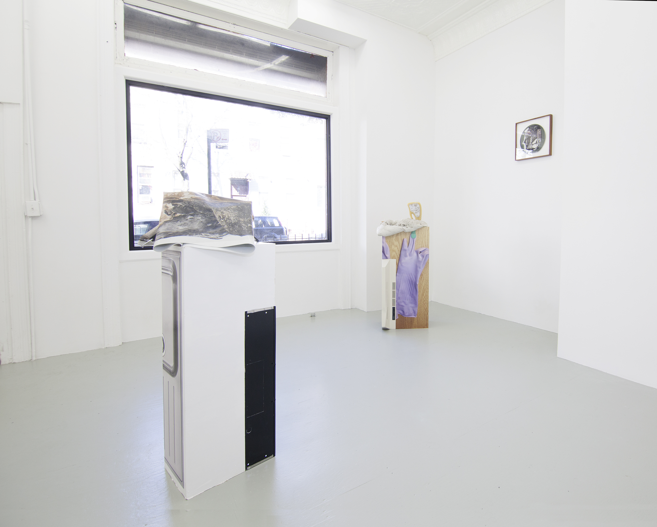 Umpawaug' s Bloom,  Installation View, 2015