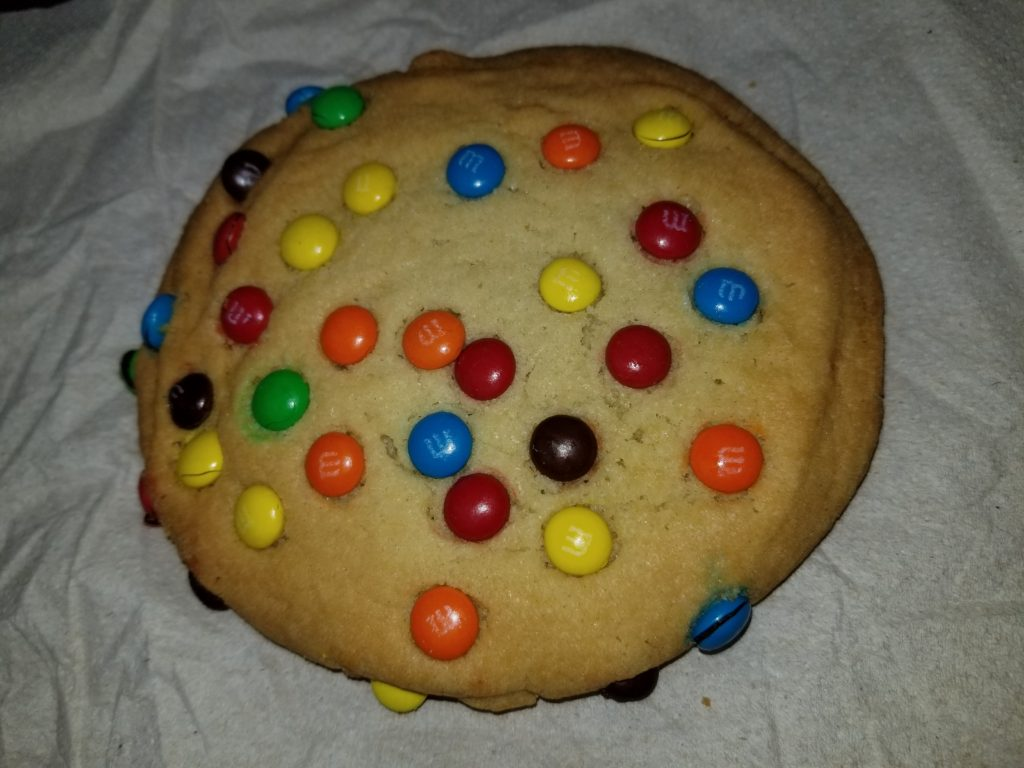 The Cookie To My Heart The Best M M Cookie Is In Walt Disney World Seeking The Magical