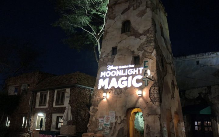 DVC Moonlight Magic Review - DVC Moonlight Magic 2020 Sign in Animal Kingdom