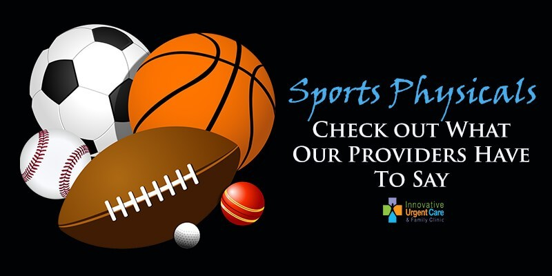 Sports Physicals – Check out What Our Providers Have To Say