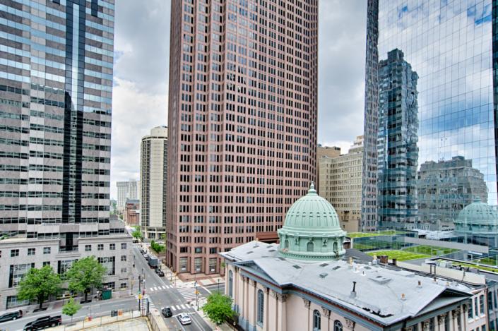 Philadelphia architectural photography, Philadelphia, Photographer, Michael Albany, exterior,